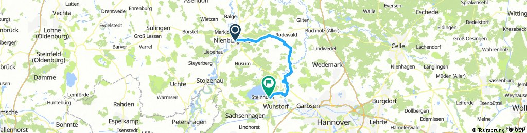 Niendorf - Großenheidorn/Steinhude