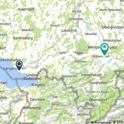 Tag: 08 - Bodensee (Lindau) - Kempten