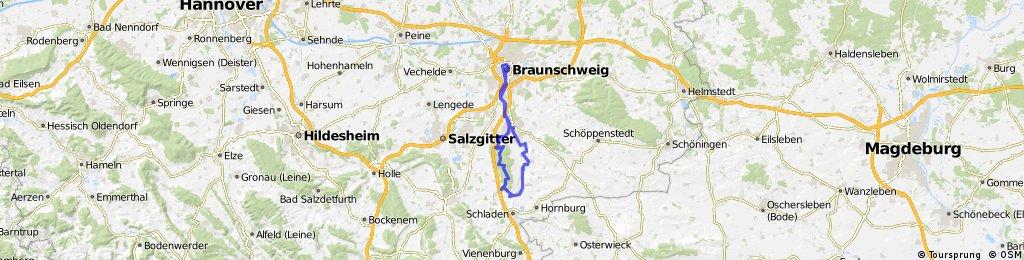 Braunschweig-Wolfenbüttel-Oderwald