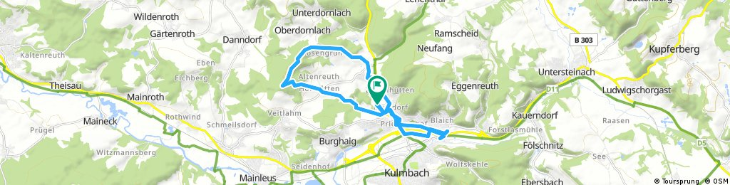 Patersberg Weg