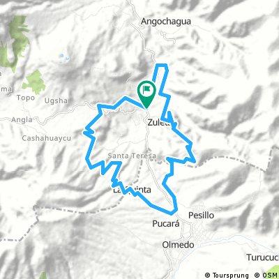 Movistar Tour Montaña Zuleta 2017 Día 1