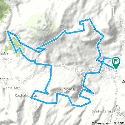 Movistar Tour Montaña Zuleta 2017 Día 2