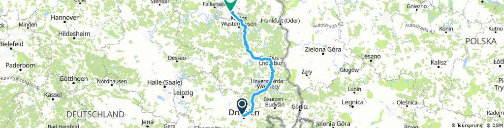 .::BJ::. ||| Auf nach Berlin! DD - Berlin ~2.5 (Werk)Tage |||: (via Hoyerswerda - Spreeradweg - Lübbenau - Märkisch Buchholz - Heidesee - Schmöckwitz - Treptower Park)