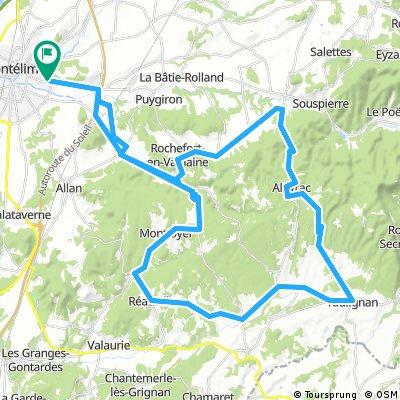 Réauville-Taulignan-Aleyrac
