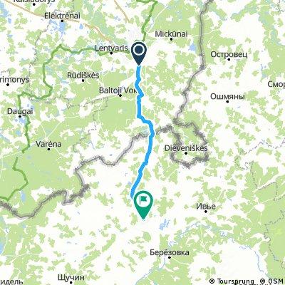 Vilnius - Lida vom 08.07.17, 14:25