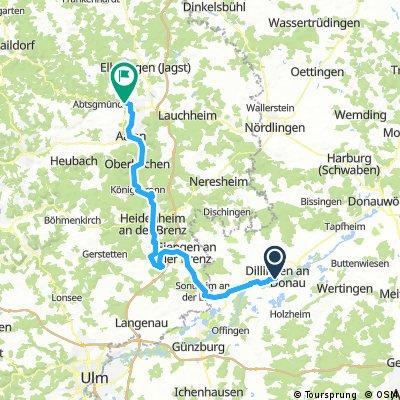 Dillingen Königsbronn Essingen