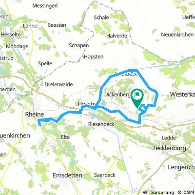 Ibbenbüren - Rheine