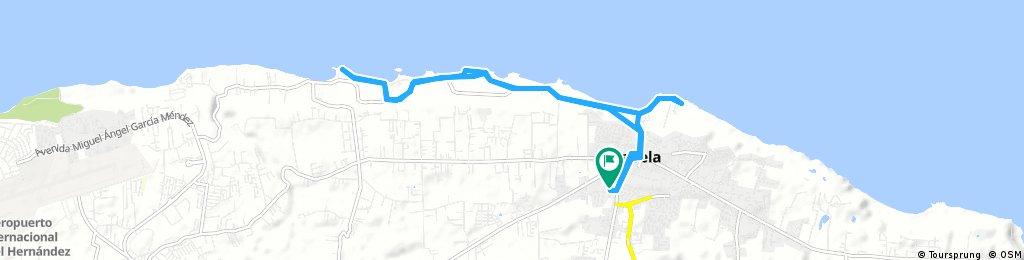 ride through Isabela