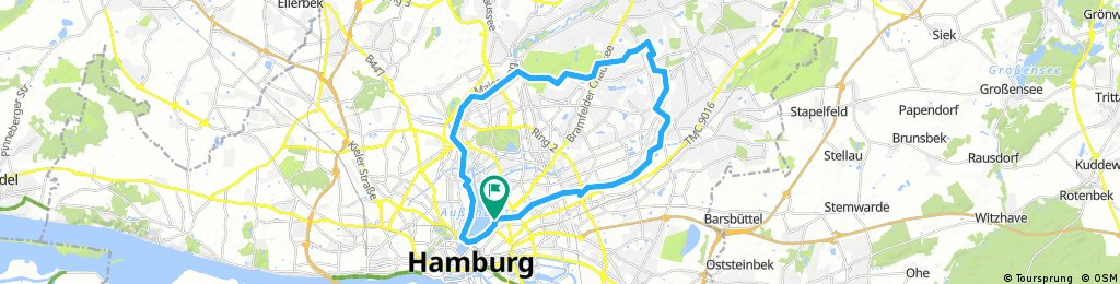 Kanal - Auen - Alster Runde (groß)