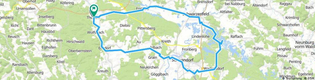 Murner see-Schwandorf-Theuern