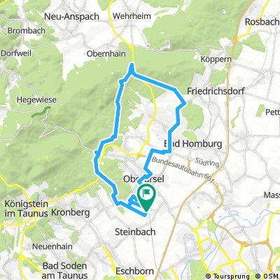 Saalburg Tour