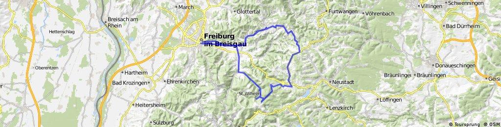 "Freiburg-Rinken-""Zoncolan""(Baldenweger Hütte) Bergzeitfahren..."