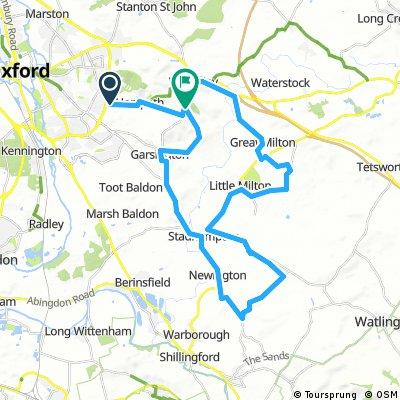 CAE Oxford Loop