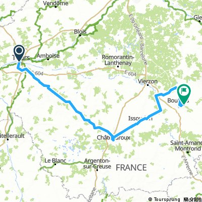 TDF 2020 STAGE 6 TOURS-BOURGES