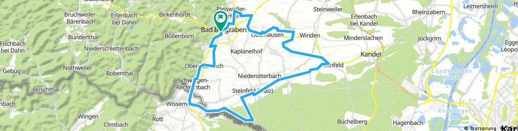 Luitpoldstrasse, Bad Bergzabern - Luitpoldstrasse, Bad Bergzabern