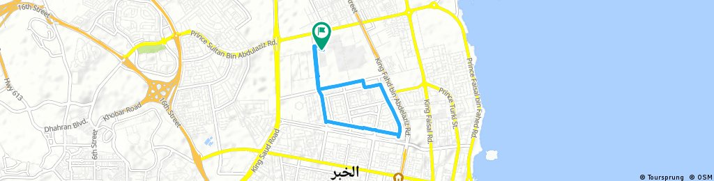 Quick Ride In Khubar 10-july-17