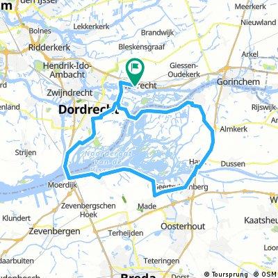 Biesbosch74km