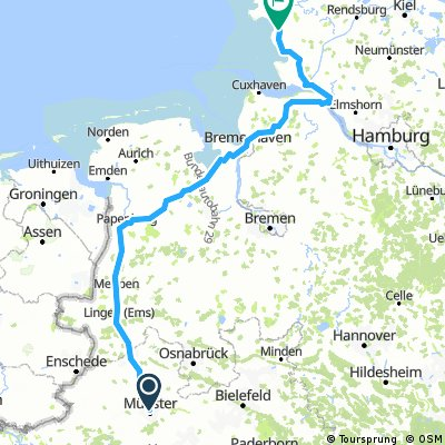 Norderneyroute