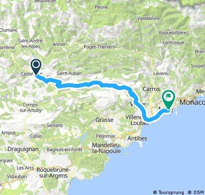Castellane - Nice - Stage7