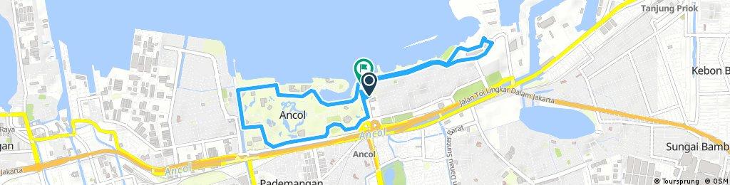 route ancol 3