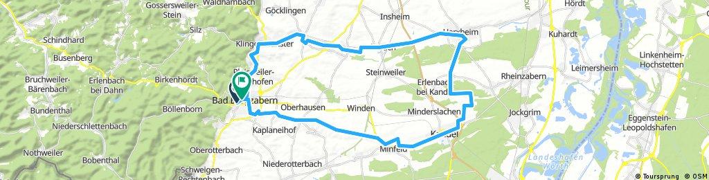 Bergzaberntour
