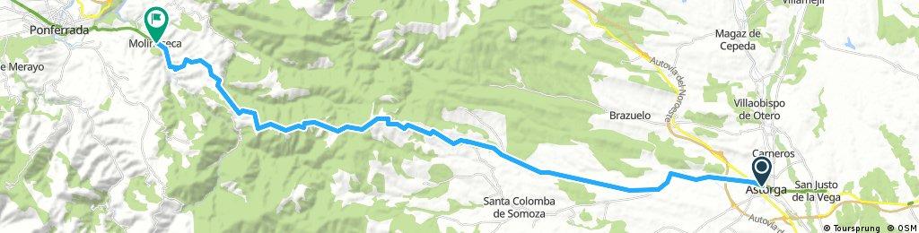 Camino 2017 dag 2