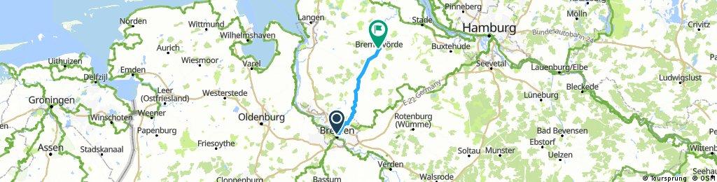 Bremen-Bremervörde