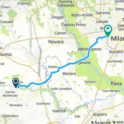 Castel San Pietro - Milano