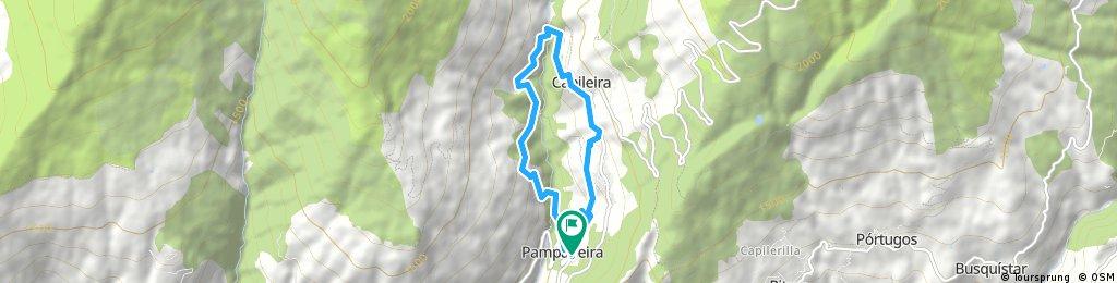 Pampaneira-Bubion og Capileira, Andalusien