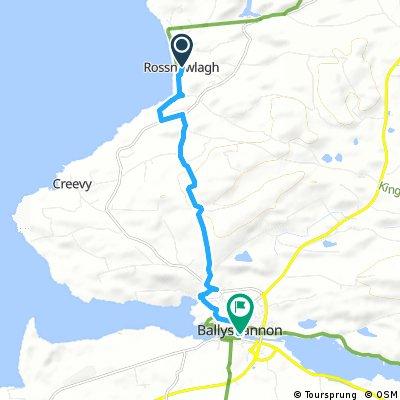 6.1. Rossnowlagh - Ballyshannon