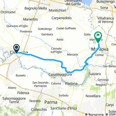 Cremona - Mantova