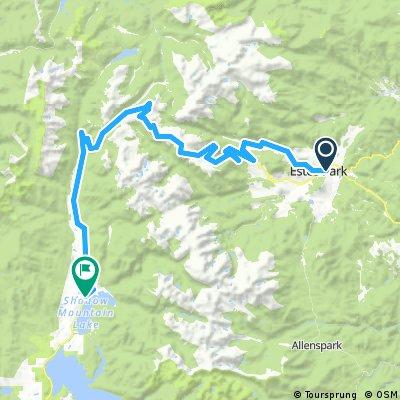 2017-06-19. Estes Park - Grand Lake