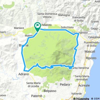 Giro dell'Etna