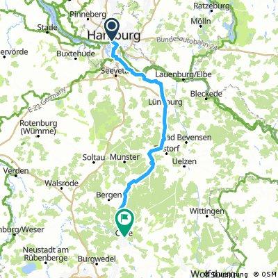 Dolna Saksonia - odcinek 1