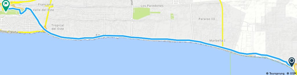 Caleta Marl 12 de julio 9:50
