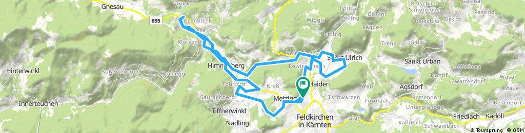 Waiern - Oberboden - Tiebelquellen