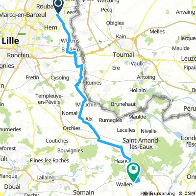 9. Roubaix - Arenberg (TTT)