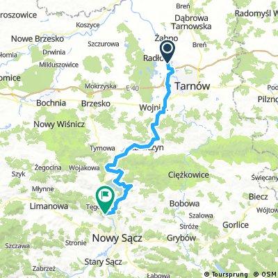2 Tarnów - Nowy Sącz