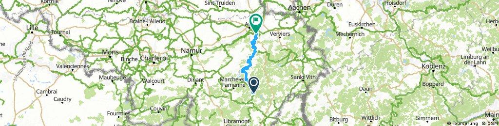 3. Tag La Roche-en-Ardenne-Liège