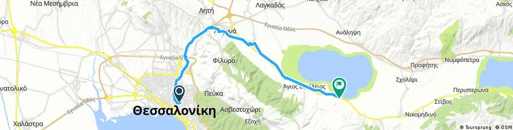2017.07.12 Greece | Thessaloniki - Lake