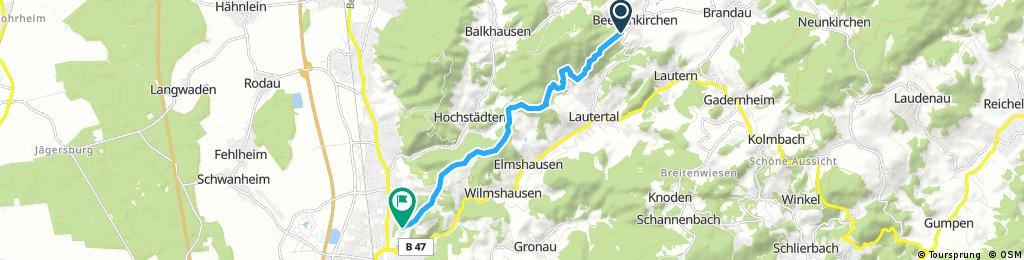 Beedenkirchen - Kirchberghäuschen
