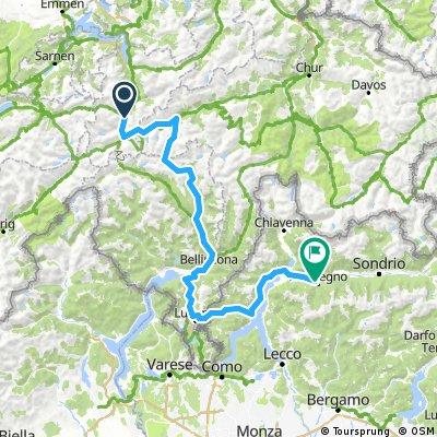 Alpen 17 Tag 3
