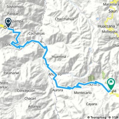 Lengthy ride from 12 juillet 06:36