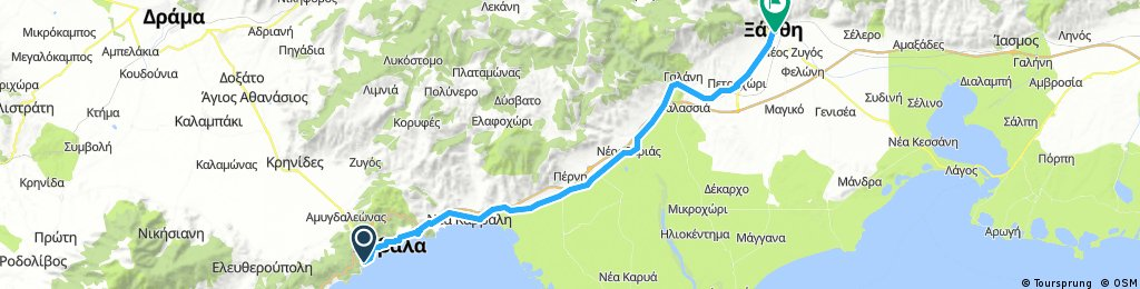 2017.07.15 Greece |Kavala - Xanthi