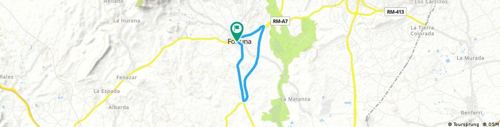 III Gran Premio Villa de Fortuna
