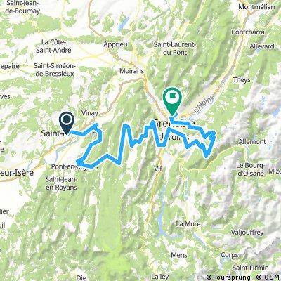 13. Saint-Marcellin - Grenoble