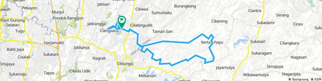 Jayamahe :Ciangsana - Bondol (Bambang)