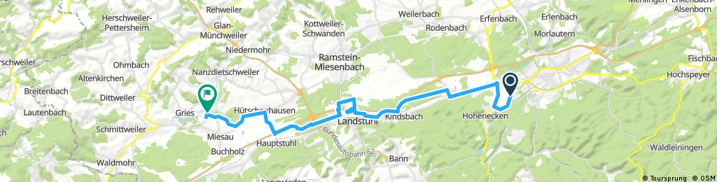 Elschb.+ Ohmbachsee 75 km