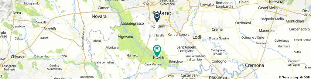Assago - Pavia