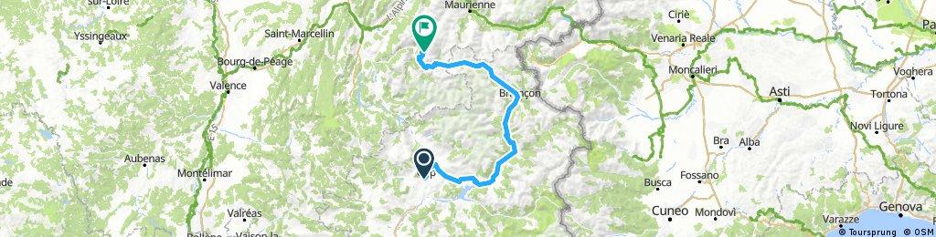 14. Gap - L'Alpe-d'Huez